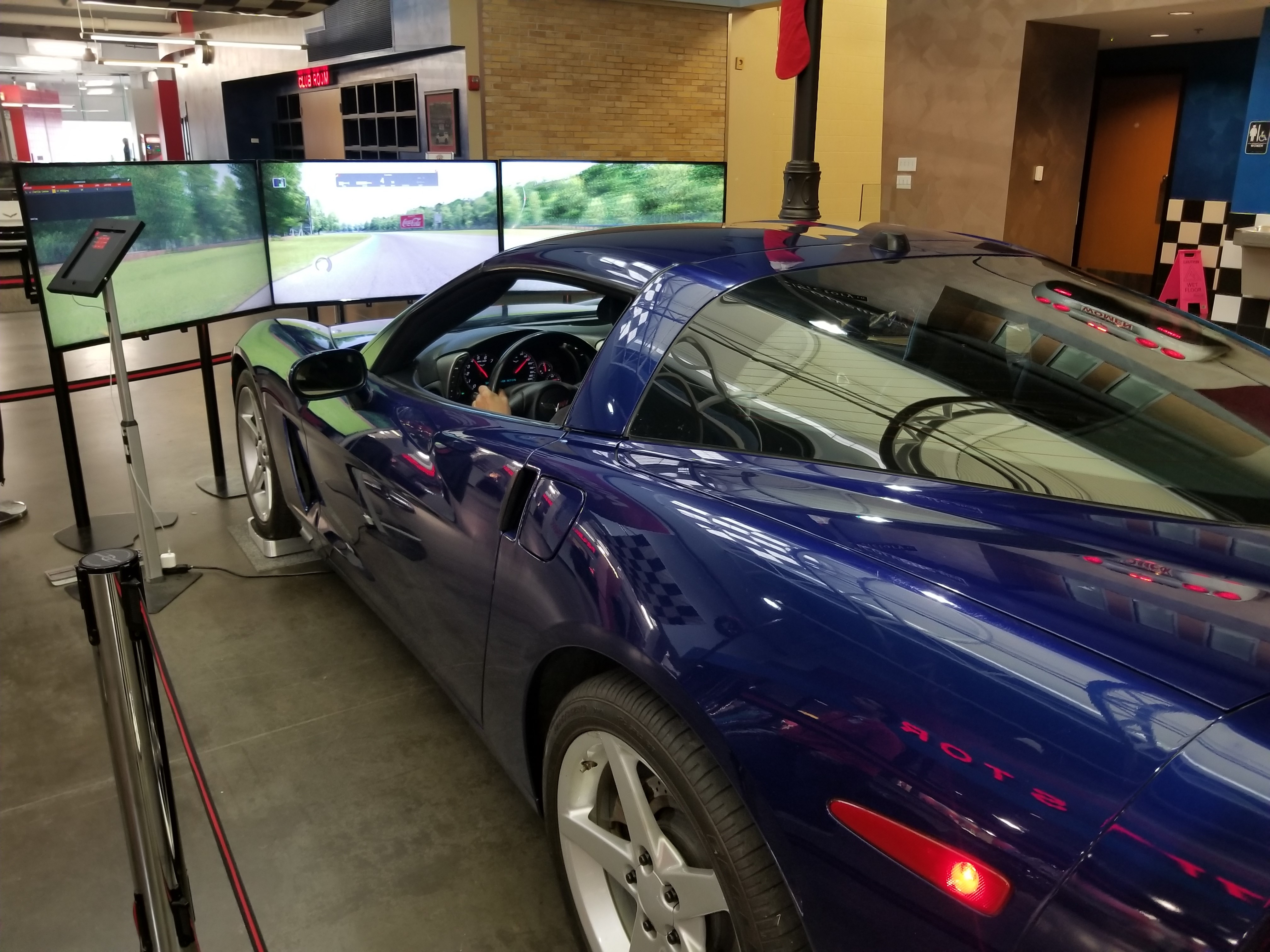 National Corvette Museum >> News National Corvette Museum Welcome Our Corvette Simulator